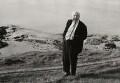 Sir John Betjeman, by Jane Bown - NPG x28616