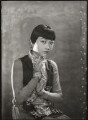 Anna May Wong, by Dudley Glanfield - NPG x126862