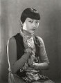 Anna May Wong, by Dudley Glanfield - NPG x126863