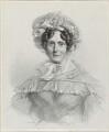 Unknown woman, by Richard James Lane, after  George Patten - NPG D21846