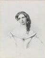 Helen Faucit (Helena (née Faucit Saville), Lady Martin), by Richard James Lane, after  Sir Frederic William Burton - NPG D21855