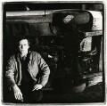 Peter Greenaway, by Steve Pyke - NPG x30444