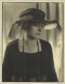 Doris (née Gregory), Lady Jephcott, by Bertram Park - NPG x5610