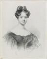 Lady Louisa Cornwallis, by Richard James Lane, after  Sir William John Newton - NPG D21865
