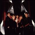 Duran Duran (John Taylor; Nick Rhodes; Andy Taylor; Roger Taylor; Simon Le Bon), by Mike Owen - NPG x76428