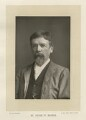 George Du Maurier, by W. & D. Downey, published by  Cassell & Company, Ltd - NPG x19824