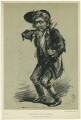 Dion Boucicault (in 'The Shaughraun'), by Alfred Bryan, for  Maclure & Macdonald - NPG D17097