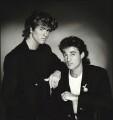 Wham! (George Michael; Andrew Ridgeley), by Brian Aris - NPG x87845