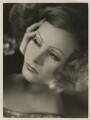 Greta Garbo, by Clarence Sinclair Bull - NPG x40991