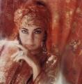 Dame Elizabeth Taylor, by Norman Parkinson - NPG x28805