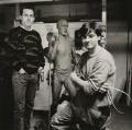 Steve Ovett; Peter Webster, by David Gee - NPG x31019