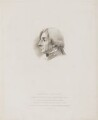 Horatio Nelson, by Thomas Burke, after  Simon de Koster - NPG D17799