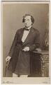 Benjamin Disraeli, Earl of Beaconsfield, by Mayall - NPG Ax5060
