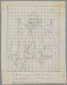Sir Francis Walsingham, by Henry Bone, possibly after  John De Critz the Elder - NPG D17107