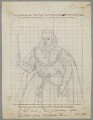 Robert Cecil, 1st Earl of Salisbury, by Henry Bone, after  John De Critz the Elder - NPG D17109