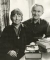 Ann Barbara Thwaite; Anthony Simon Thwaite, by Mark Gerson - NPG x87014