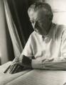 Benjamin Britten, by Bertl Gaye - NPG x15266