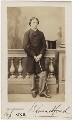 George Charles Spencer-Churchill, 8th Duke of Marlborough, by Ferret - NPG Ax5066