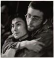 Yoko Ono; John Lennon, by Herb Schmitz - NPG x68800