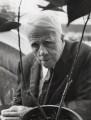 Robert Lee Frost, by Norman Parkinson - NPG x30037