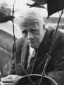 Robert Lee Frost, by Norman Parkinson - NPG x30037