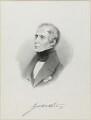 Sir George Arthur, 1st Bt, by Richard James Lane - NPG D21898