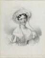 Lucy Anderson (née Philpot), by Richard James Lane, after  Johannes Notz - NPG D21900