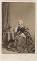 Margaret Sarah Carpenter (née Geddes), by Henry Webster - NPG Ax5088