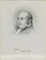 Robert Hall, by Richard James Lane, after  Elizabeth Eden - NPG D21934