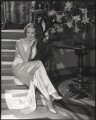 Gertrude Lawrence, by Francis Goodman - NPG x68807