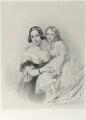 Princess Adelheid of Hohenlohe-Langenburg, by Richard James Lane, after  Sir George Hayter - NPG D21982