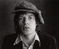 Mick Jagger, by Peter Webb - NPG x87565