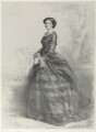 Princess Marie of Baden, Duchess of Hamilton, by Richard James Lane, after  Richard Buckner - NPG D21985