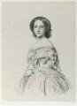 Princess Alice, Grand Duchess of Hesse, by Richard James Lane, after  Franz Xaver Winterhalter - NPG D21993