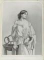 Helen Faucit (Helena (née Faucit Saville), Lady Martin), by Richard James Lane, after  Sir Frederic William Burton - NPG D22004