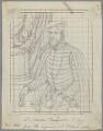 Sir Nicholas Throckmorton, by Henry Bone, after  Unknown artist - NPG D17125