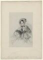 Charlotte Duncombe (née Legge), Lady Feversham, by Richard James Lane - NPG D22029