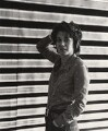Bridget Riley, by (John) Edward McKenzie Lucie-Smith - NPG x22053