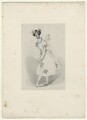 Marie Taglioni, by Richard James Lane, after  Alfred Edward Chalon - NPG D22042