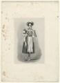 Marie Taglioni, by Richard James Lane, after  Alfred Edward Chalon - NPG D22043