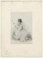 Marie Taglioni, by Richard James Lane, after  Alfred Edward Chalon - NPG D22046