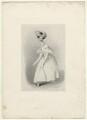 Marie Taglioni, by Richard James Lane, after  Alfred Edward Chalon - NPG D22047