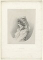 Amelia Anne Stewart (née Hobart), Marchioness of Londonderry (Lady Castlereagh), by Richard James Lane, printed by  Graf & Soret - NPG D22052