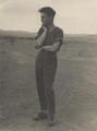 T.E. Lawrence, by Flight Lieutenant Smetham - NPG x12413