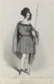 Eleanora ('Ellen') Kean (née Tree) as Rosalind in 'As You Like It', by Richard James Lane, printed by  Jérémie Graf, published by  John Mitchell - NPG D22073