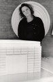 Rachel Whiteread, by Gautier Deblonde - NPG x126937