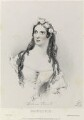 Helen Faucit (Helena (née Faucit Saville), Lady Martin) as Pauline in 'Lady of Lyons', by Richard James Lane, printed by  Jérémie Graf, published by  John Mitchell, after  Alfred Edward Chalon - NPG D22102