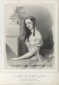 Charlotte Elizabeth Vandenhoff as Juliet in 'Romeo and Juliet', by Richard James Lane, printed by  M & N Hanhart, published by  John Mitchell - NPG D22105