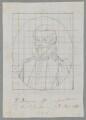 John Donne, by Henry Bone, after  Unknown artist - NPG D17161