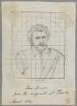 Benjamin Jonson, by Henry Bone, after  Gerrit van Honthorst, after  Abraham van Blyenberch - NPG D17163